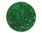 UV gel barevný glitrový Green Glitter 5 ml - Péče o ruce Barevné UV gely Glitrové barevné UV gely
