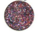 UV gel barevný glitrový Multi color Glitter 5 ml