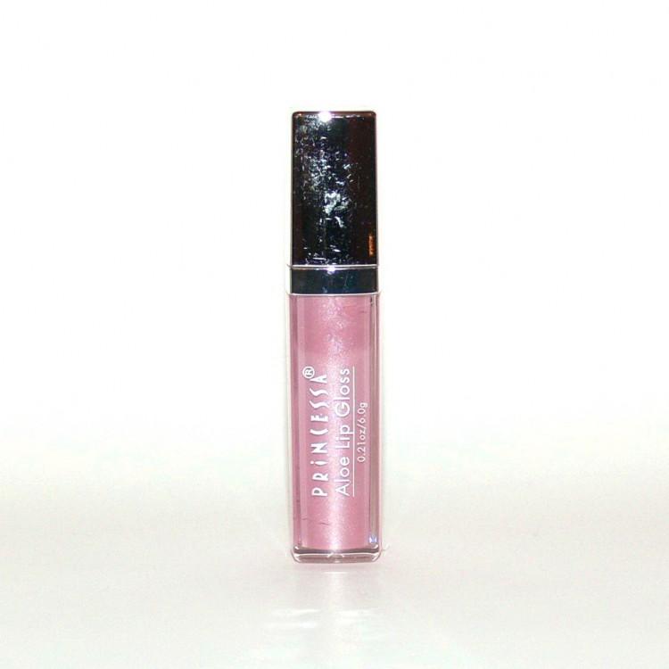 Princessa Magic Lip Gloss 07 lesk na rty s Aloe vera 6g - Dekorativní kosmetika Lesky na rty