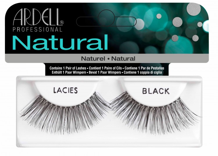 Nalepovací řasy Ardell Fashion Lashes Lacies Black