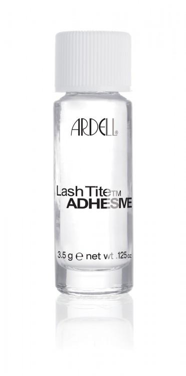 Čiré lepidlo pro aplikaci trsů řas Ardell Lash Tite Clear 3, 5 g - Umělé řasy a trsy Řasy trsové Ardell