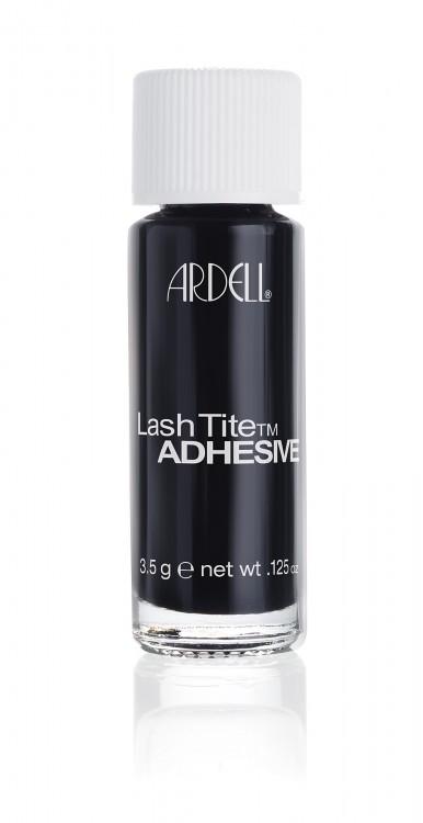 Černé lepidlo pro aplikaci trsů řas Ardell Lash Tite Dark 3, 5 g - Péče o ruce Umělé řasy a trsy Řasy trsové Ardell