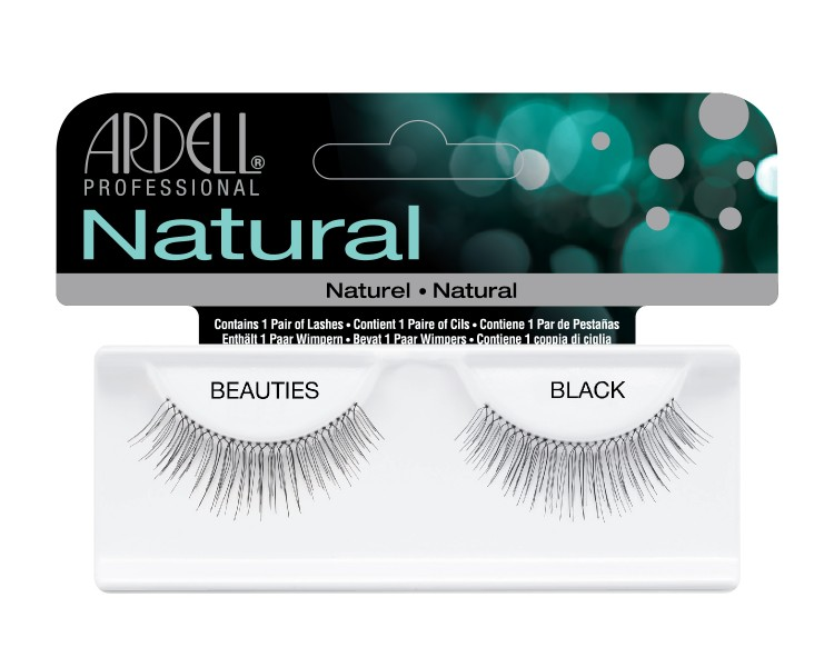 Nalepovací řasy Ardell Fashion Lashes Beauties black