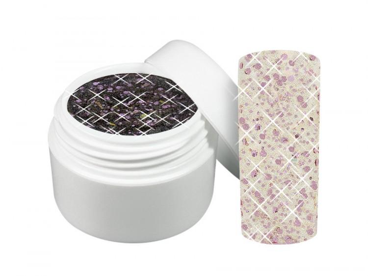 UV gel barevný třpytivý Classic 5 ml - Péče o ruce Barevné UV gely Třpytivé barevné UV gely