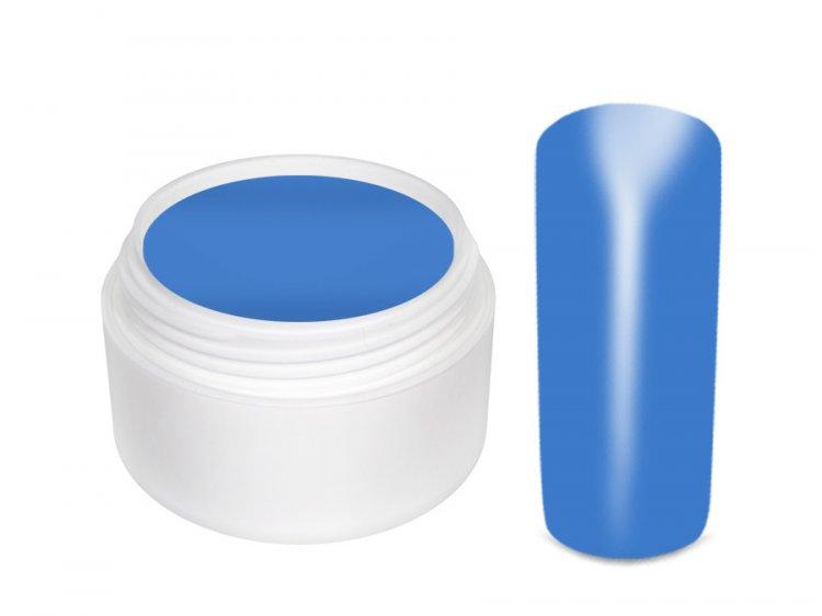 UV gel barevný fernblau 5 ml - Barevné UV gely Základní barevné UV gely