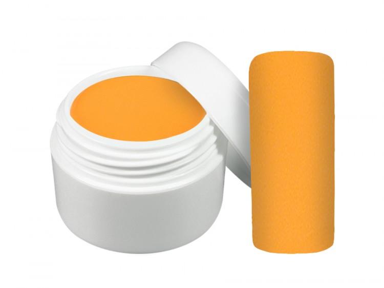 UV gel barevný neon oranžový 5 ml - Péče o ruce Barevné UV gely Neonové a pastelové barevné UV gely