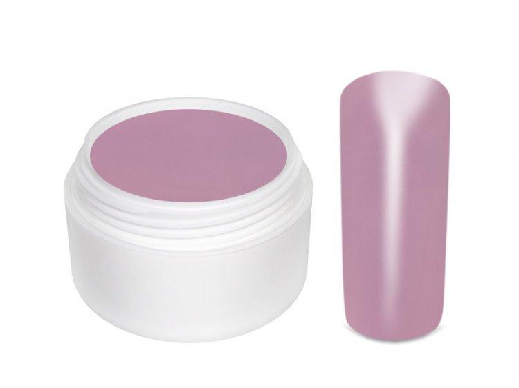 UV gel barevný pastell violet 5 ml - Barevné UV gely Základní barevné UV gely