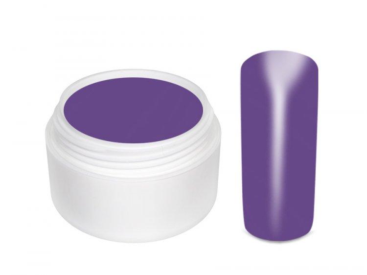 UV gel barevný purple 5 ml - Péče o ruce Barevné UV gely Základní barevné UV gely
