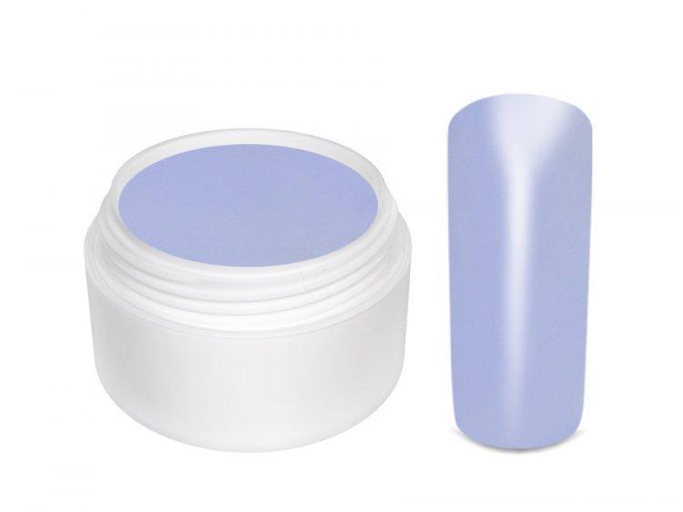 UV gel barevný weissblau 5 ml - Péče o ruce Barevné UV gely Základní barevné UV gely