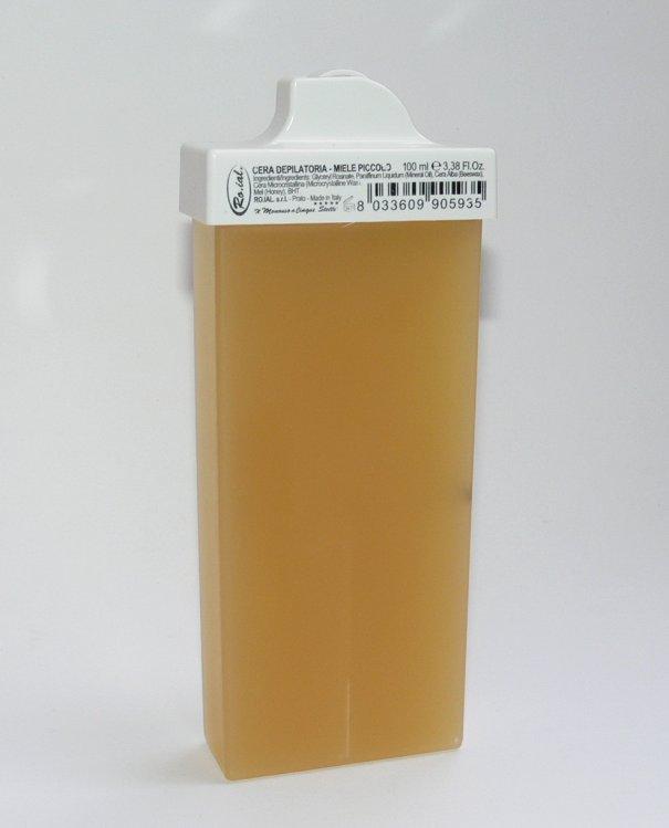 Roial Depilační vosk přírodní s malou hlavicí na obličej 100 ml - Přípravky na depilaci Depilační vosky