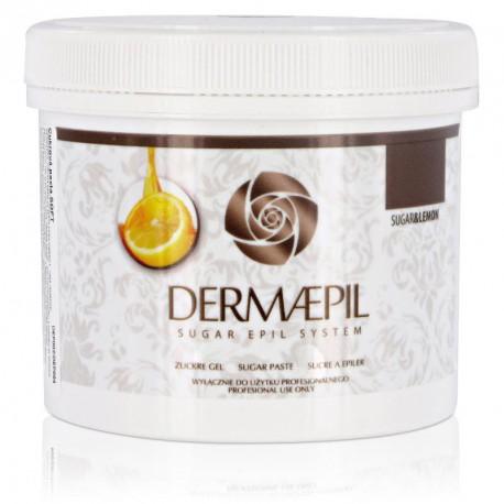 Cukrová depilační pasta Dermaepil Soft 300 g - Přípravky na depilaci Depilační vosky