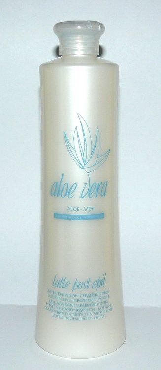 Roial Podepilační mléko s aloe vera 500 ml - Péče o ruce Přípravky na depilaci Depilační papíry a přípravky