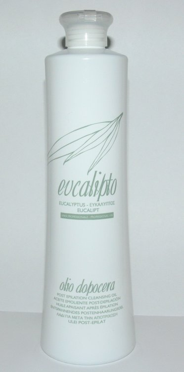 Roial Podepilační olej eukalyptový 500 ml