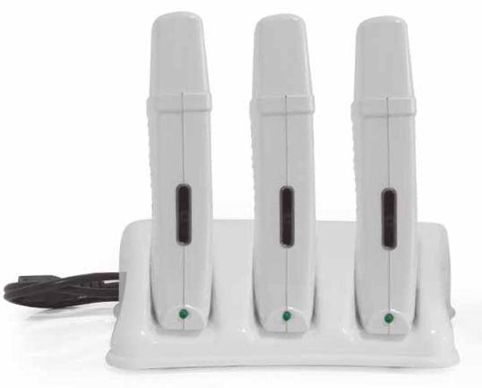 Napájecí stojan pro 3 ohřívače depilačního vosku dodáváno bez ohřívačů - Přípravky na depilaci Přístroje pro depilační vosky