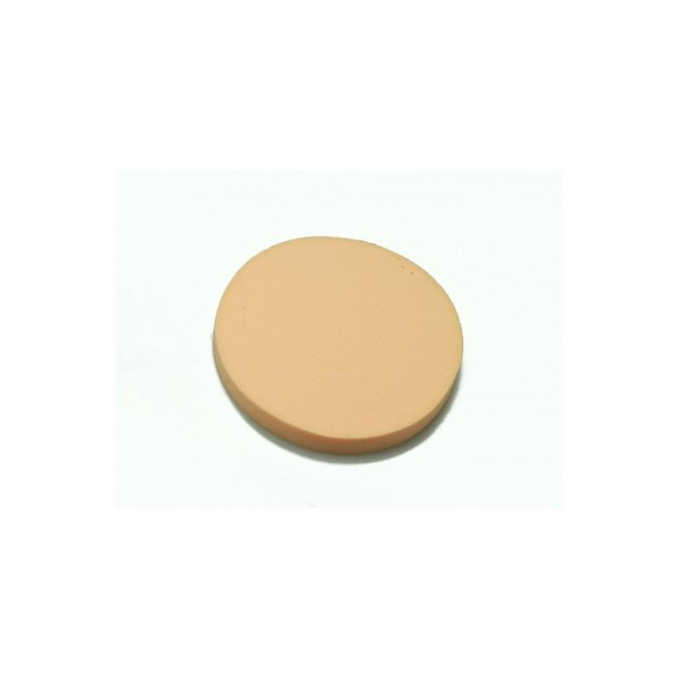 Houbička na makeup kulatá 9 cm