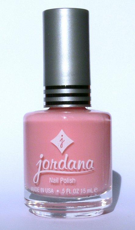 Jordana 962 Soft Pink Lak na nehty 15 ml - Péče o ruce Laky na nehty Laky na nehty Jordana