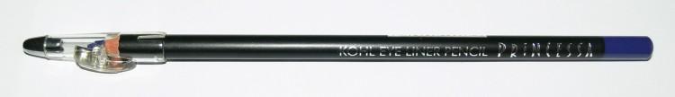 Princessa KOHL PENCIL tužka linkovací dřevěná s ořezávátkem violet - Péče o ruce Dekorativní kosmetika Tužky linkovací