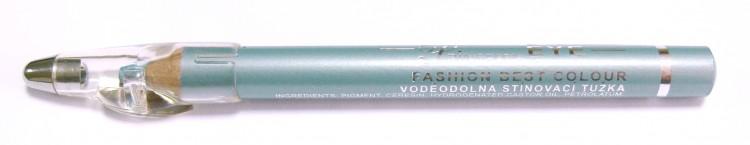 Princessa EYE SHADOW PENCIL tužka stínovací voděodolná s ořezávátkem jemně modrá - Péče o ruce Dekorativní kosmetika Tužky stínovací