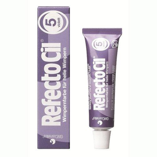 RefectoCil Barva na řasy a obočí fialová - 15 ml - Péče o ruce Barvy na řasy a na obočí