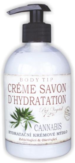Vivaco Body Tip Tekuté krémové mýdlo na ruce Cannabis 500 ml - Péče o ruce Péče o pleť a tělo Vivaco Péče o ruce