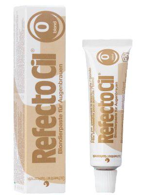 RefectoCil Zesvětlovací pasta na obočí blond - 15 ml - Péče o ruce Barvy na řasy a na obočí
