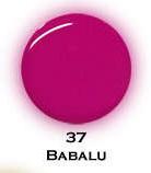 UV gel barevný perleťový Babalu 5 ml - Barevné UV gely Perleťové barevné UV gely