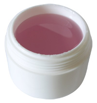 Doplňovací gel růžový 50 ml - Péče o ruce UV gely UV gely Cedro