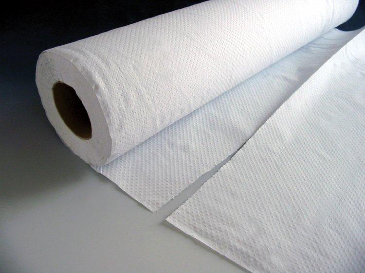 Batist Papírová role na lehátka 60 cm x 50 m