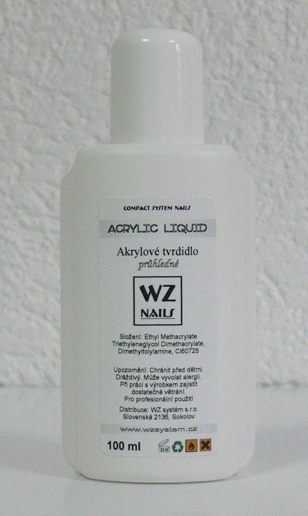 Akrylové tvrdilo 100 ml - Akryl Akryl WZ nails