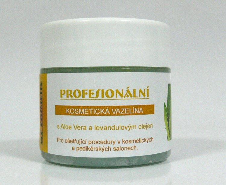 Kosmetická vazelína s Aloe Vera 150 ml