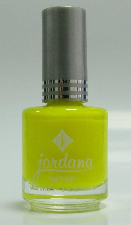 Jordana 949 Yellow Energy Lak na nehty 15 ml - Laky na nehty Laky na nehty Jordana