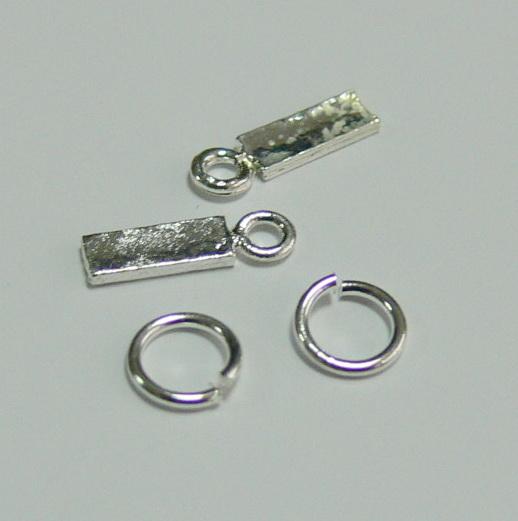 Piercing 590-01 ozdoby na nehty 2 ks