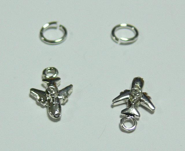 Piercing 590-14 ozdoby na nehty 2 ks