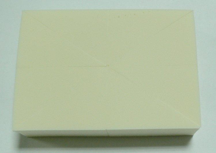 Houbičky na make up trojúhelníčky (8 ks)