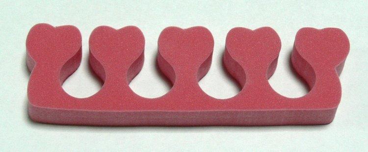 Separátor na prsty - Péče o ruce Laky na nehty Sušiče laku a příslušenství