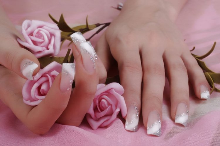 Plakát WZ nails růže