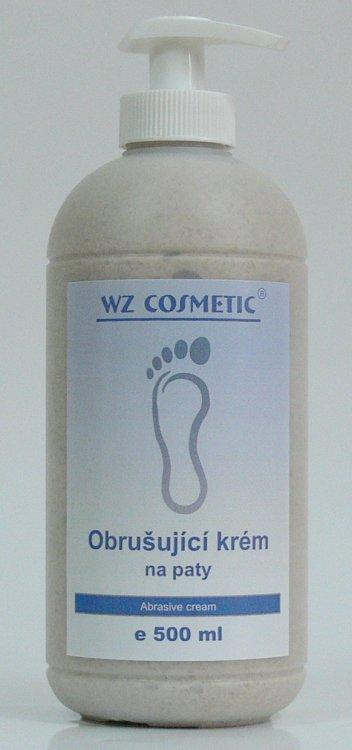 Obrušující krém na paty 500 ml - Kosmetika WZ cosmetic Péče o nohy