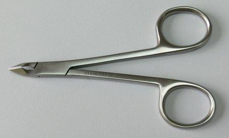 Kleště-štipky očkové na manikúru - Kleště a nůžky na nehty a kůži pro manikúru a pedikúru, pinzety, pilníky, atd. Kleště na nehty a kůži pro manikúru a pedikúru