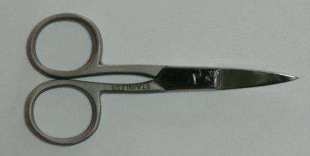 Nůžky na silné nehty 9 cm