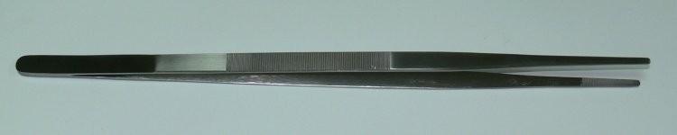 Pinzeta anatomická 30 cm - Chirurgické nástroje, pinzety Pinzety anatomické