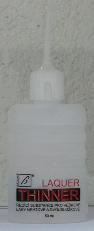 Ředidlo laků Thinner 50 ml
