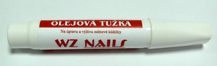 Olejová tužka 10 ml - Přípravky k péči o nehty a k manikúře Pomůcky k péči o nehty a k manikúře