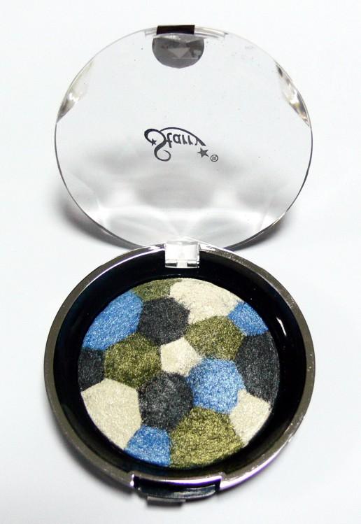 Starry POWDER EYESHADOW kazeta očních stínů 1016_04 - Péče o ruce Dekorativní kosmetika Oční stíny - kazety