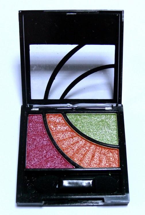 Kazeta očních stínů 1031_02 - Dekorativní kosmetika Oční stíny - kazety