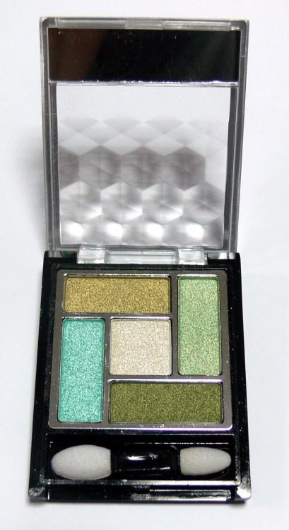 Kazeta očních stínů 6641 Z3 - Dekorativní kosmetika Oční stíny - kazety