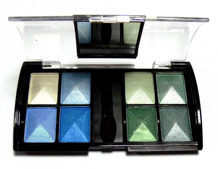 Starry EYESHADOW kazeta očních stínů CC0019_05 - Dekorativní kosmetika Oční stíny - kazety