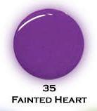 UV gel barevný perleťový Fainted Heart 5 ml - Barevné UV gely Perleťové barevné UV gely
