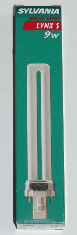 Sylvania Náhradní zářivka 9 W - Péče o ruce Přístroje k modeláži UV lampy